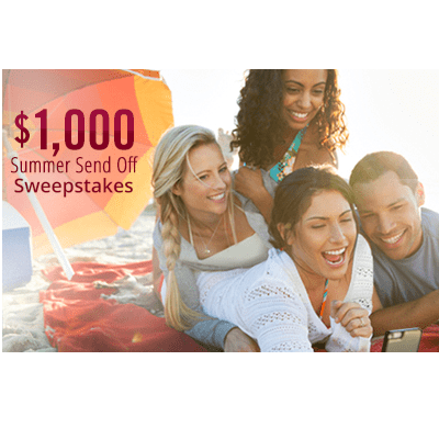 BB&T Summer Send Off Sweepstakes