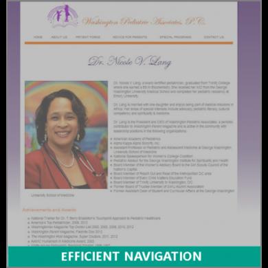 Efficient Navigation for Patients & Staff