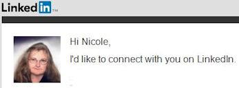 LinkedIn Etiquette - Not Great