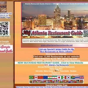 This Site Sucks - Restaurant Guide Atlanta