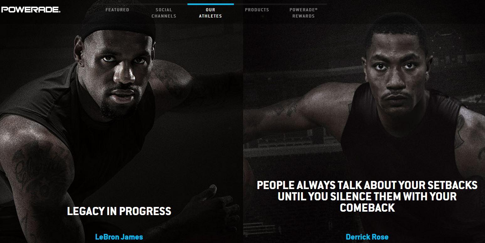 Powerade - Emotional Marketing with LeBron James