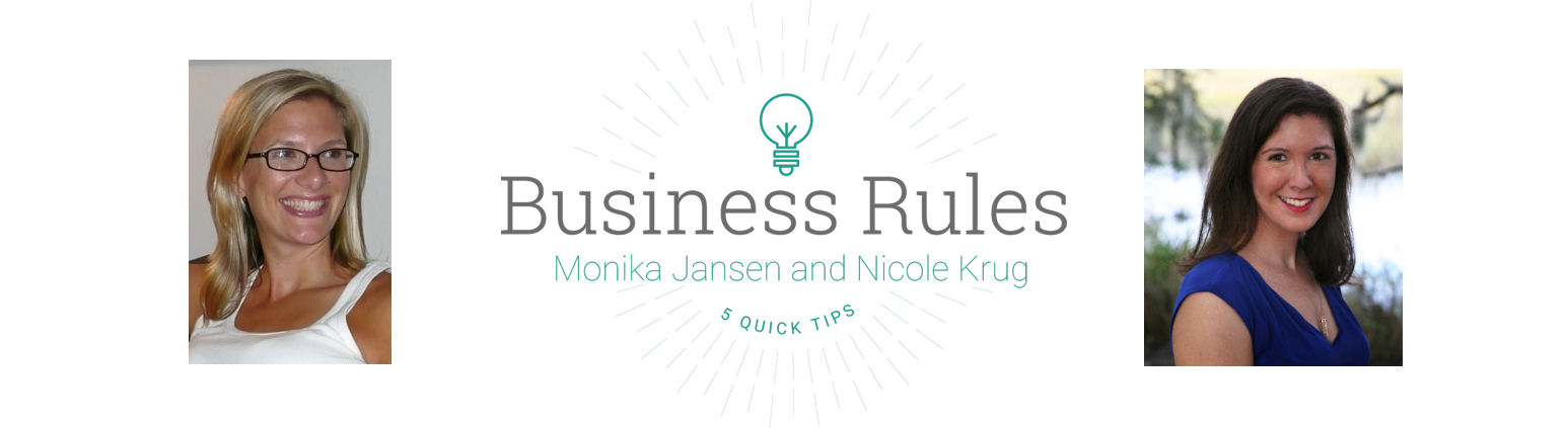 5 Business Rules - Marketing Videos