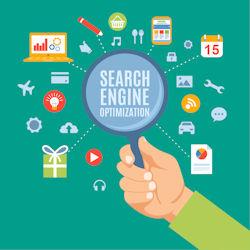 search engine optimization - social light