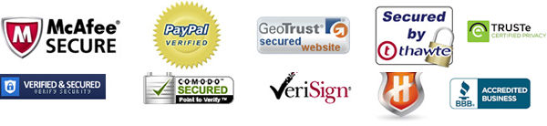trust seals - website credibility