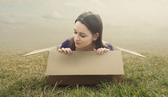 Stuck in a box? 5 Marketing ideas to try this year