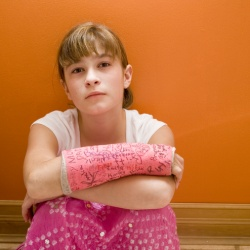Broken Arm - Situational Disability