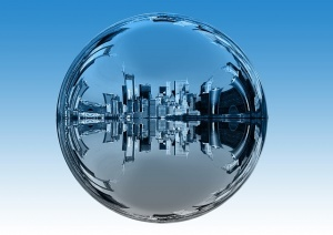 strategic planning: city in a bubble