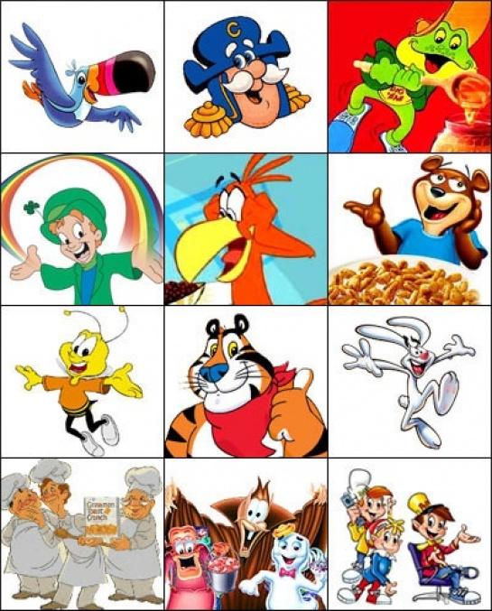Brand Mascots - Building a Brand Persona