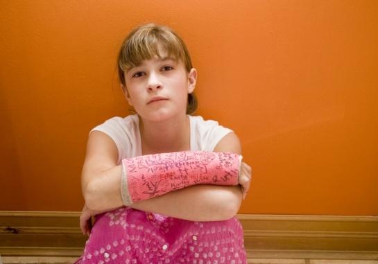 Broken Arm - Situational Disability