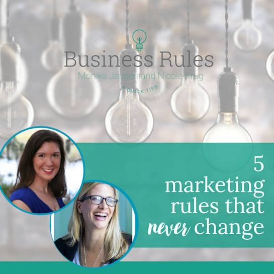 5 marketing rules that never change | business rules marketing video